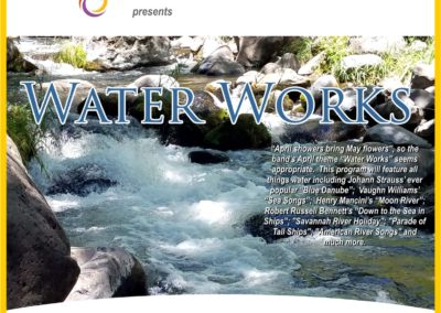 AZWINDS CONCERTS FLYER4 WATERWORKS 2018-19
